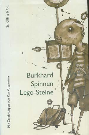 Lego-Steine : Kindheit um 1968. Mit Zeichn. von Kay Voigtmann 1. Aufl.