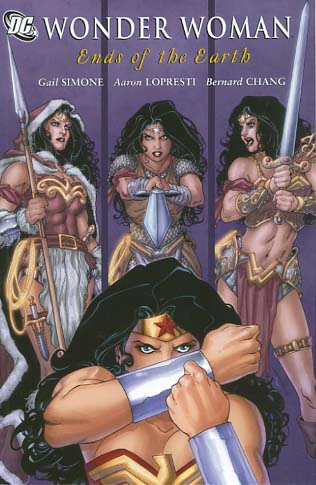 Wonder Woman (Comic strip) Ends of the Earth