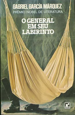 Marquez, Gabriel Garcia: O General Em Seu Labirinto
