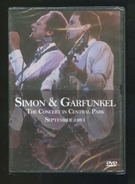 The Concert in Central Park September 1981