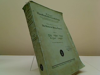 Handbuch der Gynäkologie. 6. Band, 2. Hälfte 2: Klinik der Uterus-Tumoren