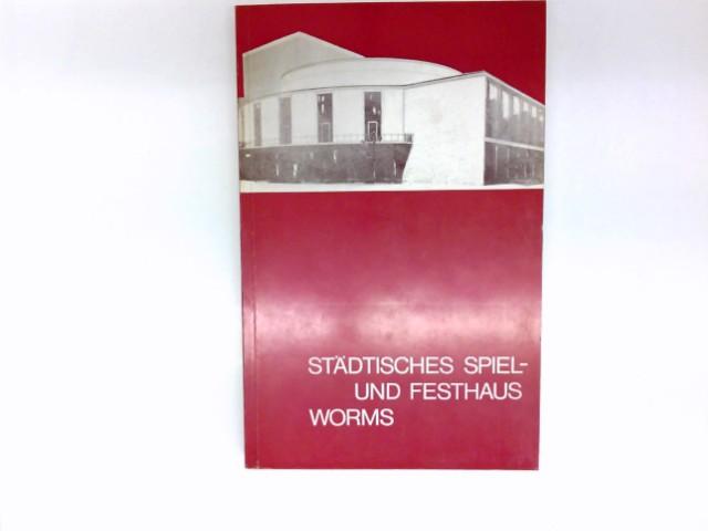 Festschrift zur Einweihung des Wiederaufgebauten Hauses am 6. November 1966