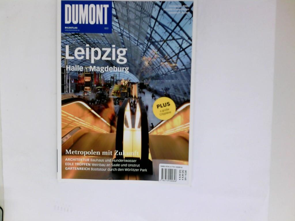 DuMont Bildatlas Leipzig, Halle, Magdeburg
