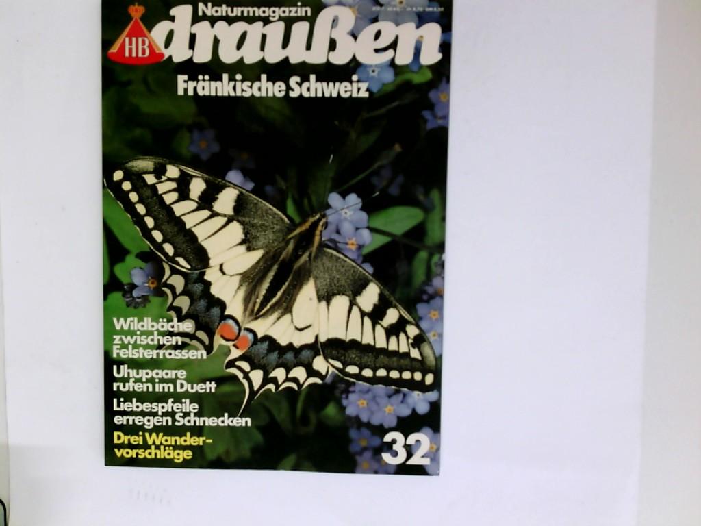 Fränkische Schweiz; Naturmagazin Draußen 32