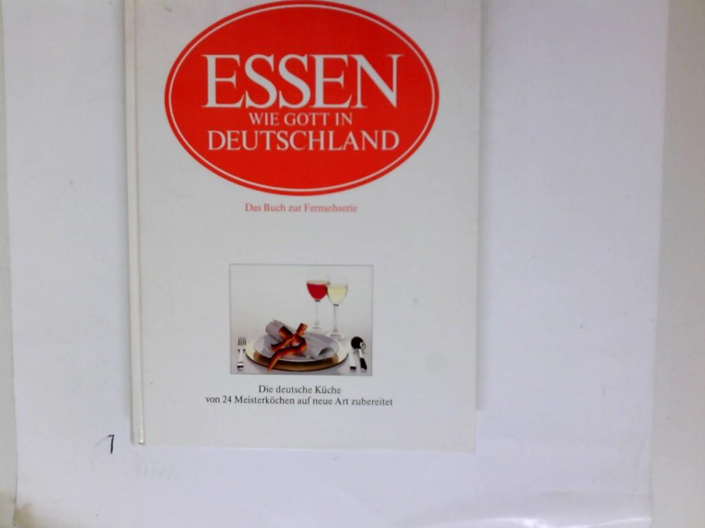 Essen wie Gott in Deutschland;  Buch zur Fernsehserie