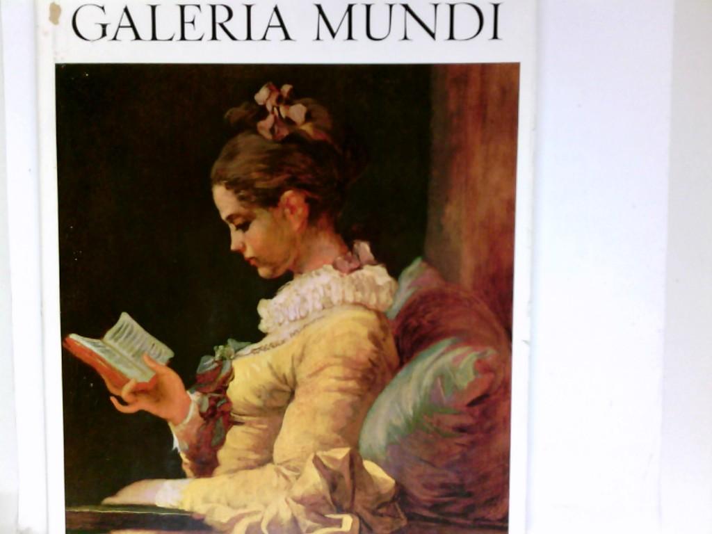 Galeria Mundi - Eine Reise durch die Museen A Journey through the Galleries - Une Promendade a travers les Musees - Una Gira por los Museos