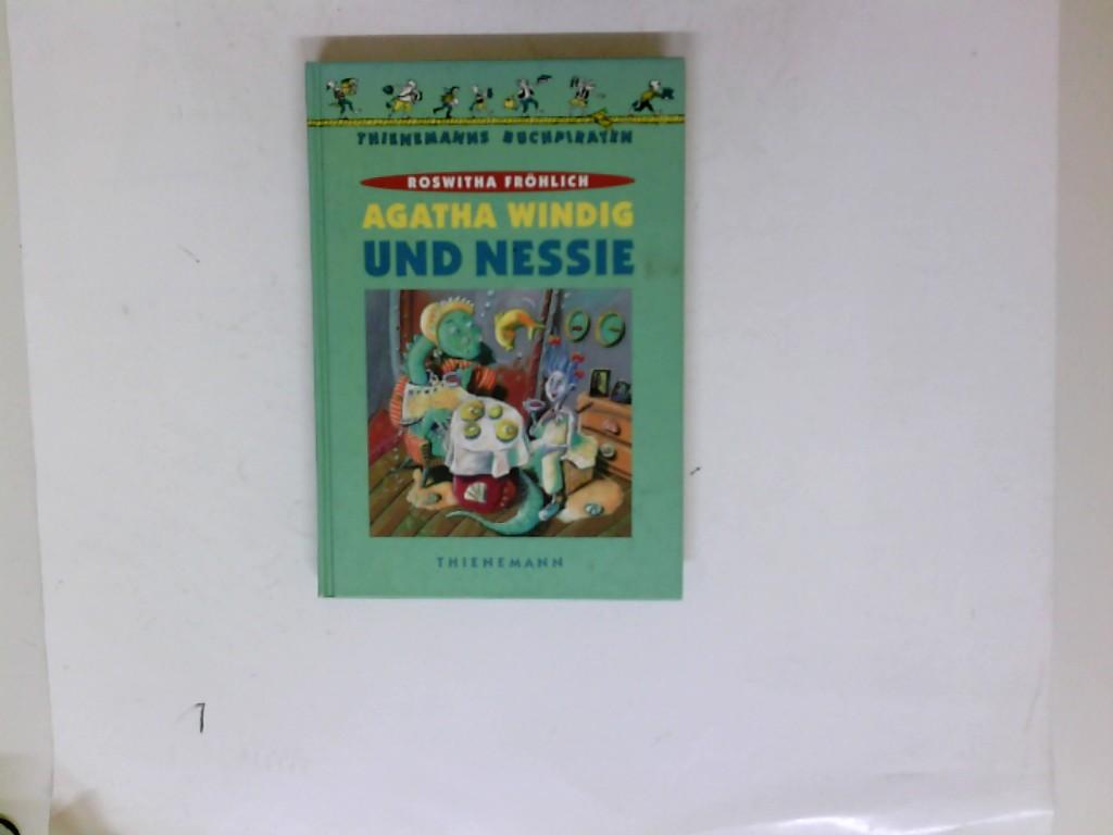 Agatha Windig und Nessie. Thienemanns Buchpiraten