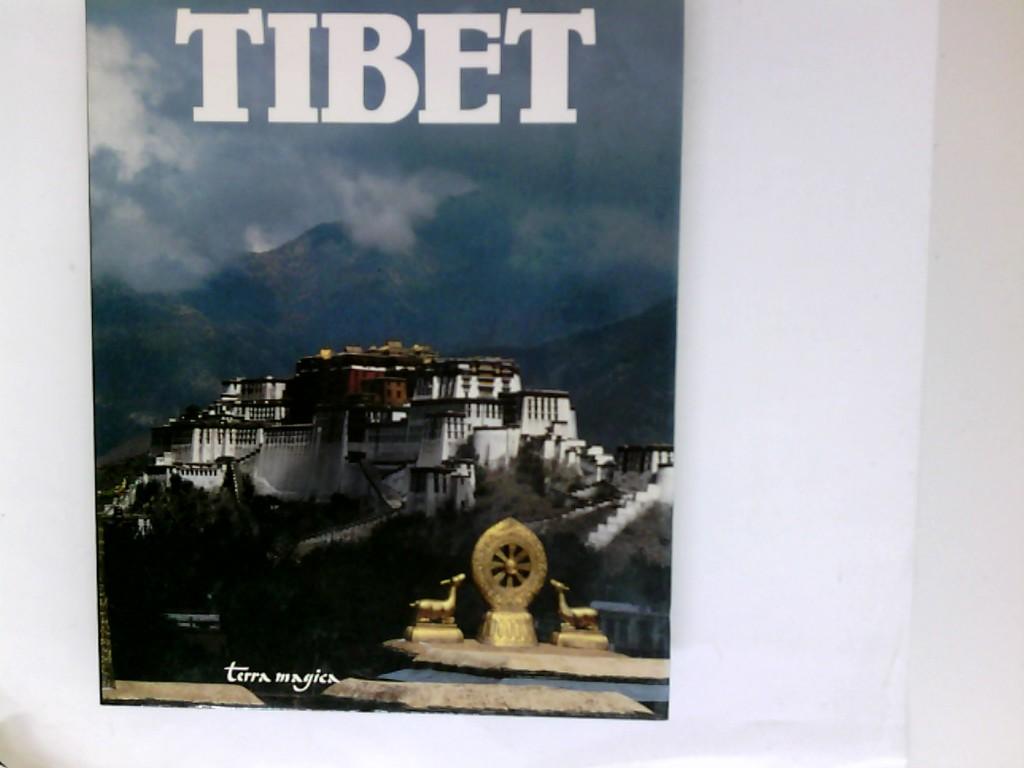 Tibet. Texte von Ngapo Ngawang Jigme ... [Übers. aus d. Chines. ins Engl.: Liu Shengqi ... Dt. von: Eleonore Meyer-Grünewald. Die Fotografen: Yang Kelin ...] / Ein Motovun-Buch; Terra magica