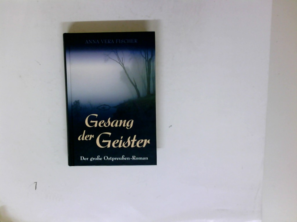 Gesang der Geister : Roman. Anna Vera Fischer