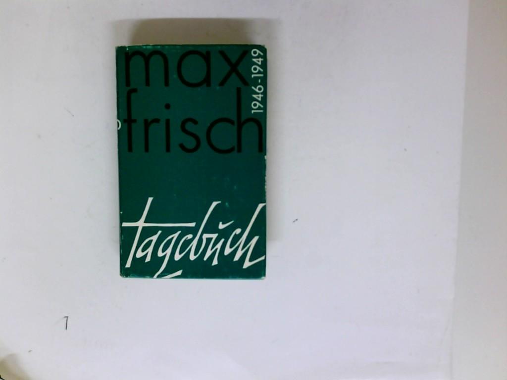 Tagebuch 1946 - 1949.