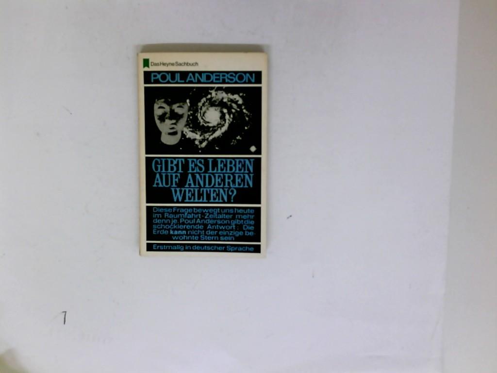 Gibt es Leben auf anderen Welten. Mit e. Einl. von Isaac Asimov. Aus d. Amerikan. ins Dt. |bertr. von Klaus Mahn