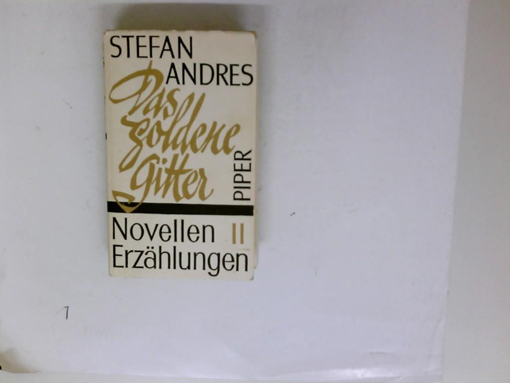 Das goldene Gitter. Bücher der Neunzehn 21. - 30. Tsd.