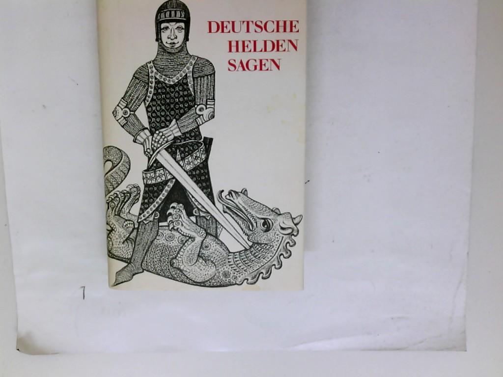 Deutsche Heldensagen. [Nacherzählt von Gretel Hecht u. Wolfgang Hecht. Mit Zeichn. von Emil Zbinden]