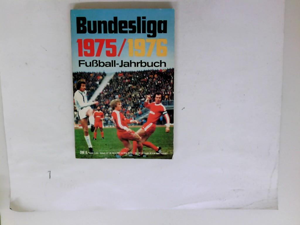 Fußball-Bundesliga 1975/1976; Fußball Jahrbuch
