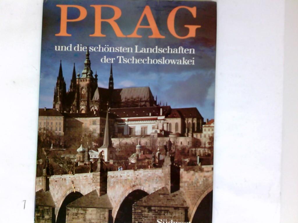 Prag und die schönsten Landschaften der Tschechoslowakei