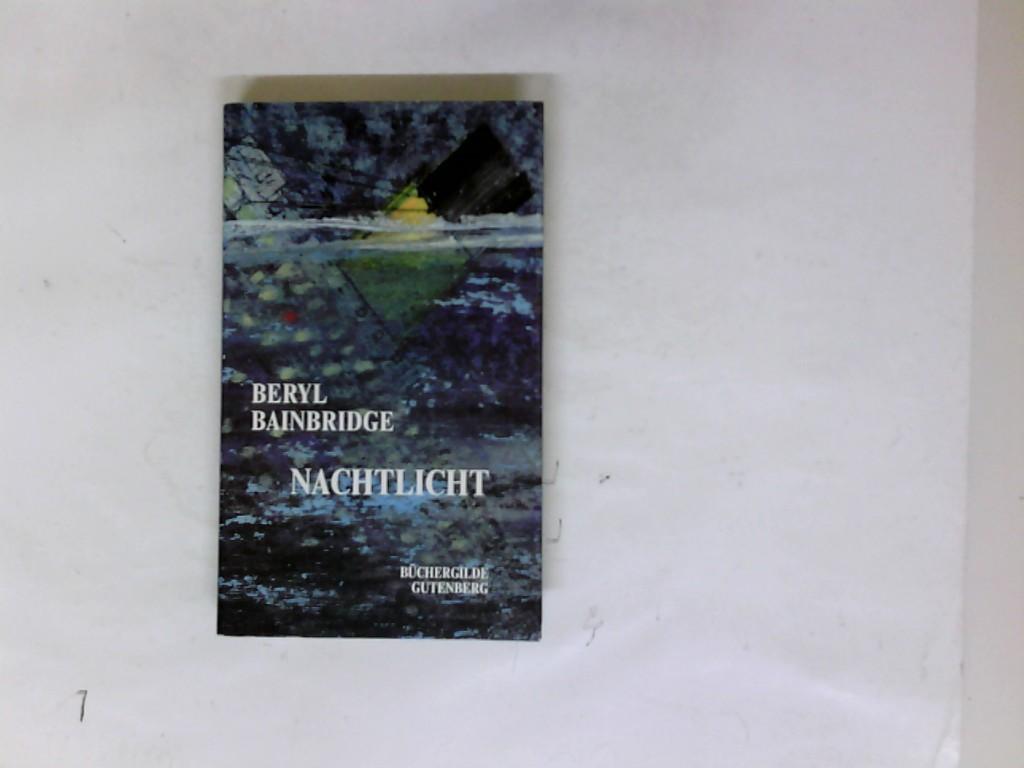 Nachtlicht. = Every Man for Himself Auflage: Lizenzausgabe