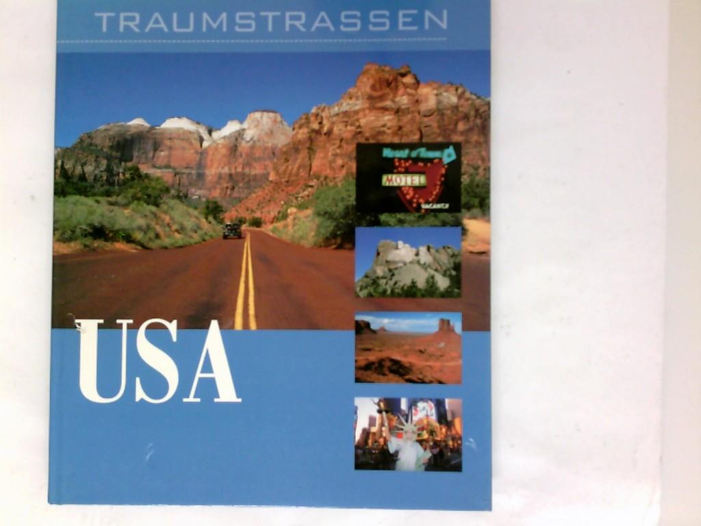 Traumstrassen USA. Text: Manfred Braunger