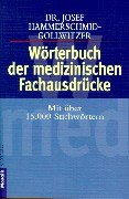 Wörterbuch der medizinischen Fachausdrücke