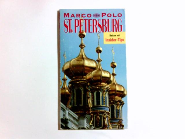 Sankt Petersburg. Marco Polo Reiseführer. Reisen mit Insider- Tips