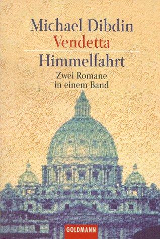 Vendetta : zwei Romane in einem Band. Aus dem Engl. von Ellen Schlootz, Goldmann ; 13198 Genehmigte Taschenbuchausg.