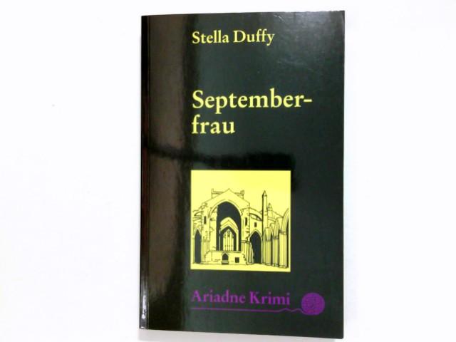 Septemberfrau. Aus dem Engl. von Nina Schindler / Ariadne-Krimi ; 1099 Dt. Erstausg.