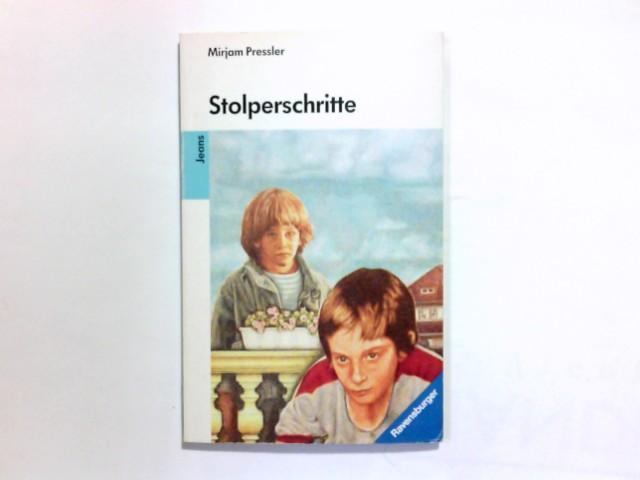 Stolperschritte. Ravensburger Taschenbuch ; Bd. 4030 : Jeans [7. Aufl.]