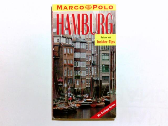 Hamburg. Marco Polo Reiseführer. Mit Insider- Tips Auflage: 5 akutualisierte Auflage
