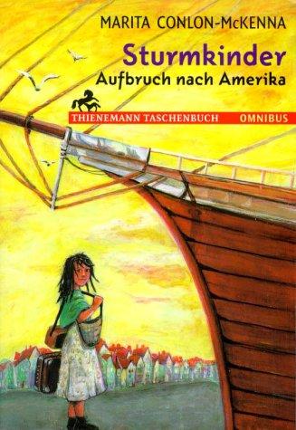 Sturmkinder, Aufbruch nach Amerika