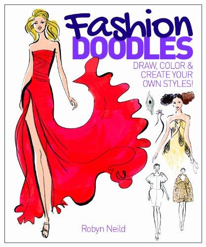 Neild, Robyn: Fashion Doodles Auflage: Clr Csm