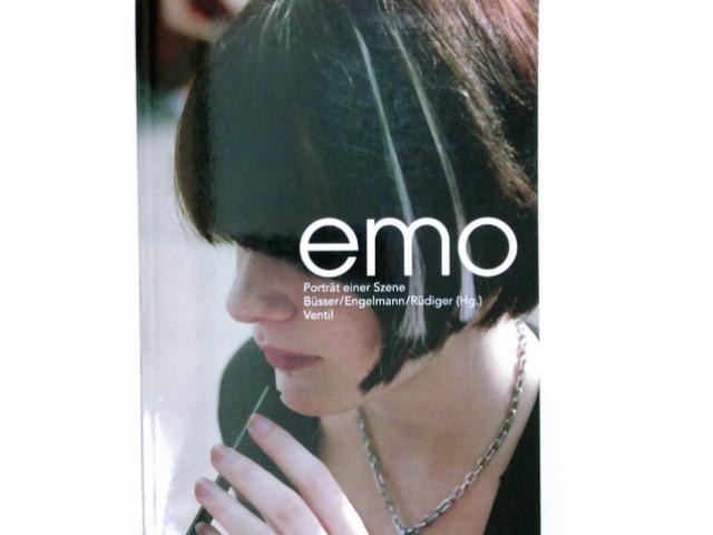 Emo : Porträt einer Szene. Martin Büsser ... (Hg.). Mit einer Fotostrecke von Jana Nowack 1. Aufl.