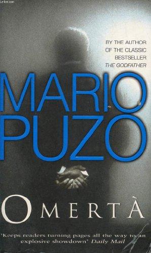 Puzo, Mario: Omerta