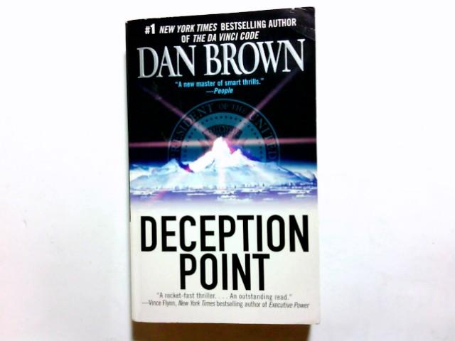 Deception Point 9780671027384