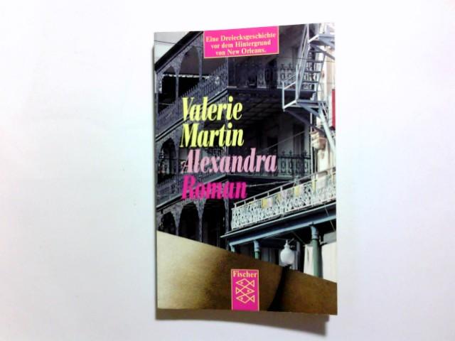 Alexandra : Roman. Aus d. Amerikan. von Rose Aichele / Fischer ; 10192 Dt. Erstausg.