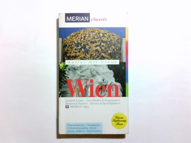 Wien. Lukas Lessing / Merian classic 1. Aufl.