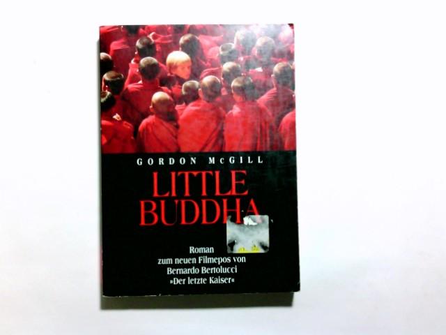 """Little Buddha Roman zum neuen grossen Filmepos von Bernardo Bertolucci (""""Der letzte Kaiser"""") 9783442425273"""