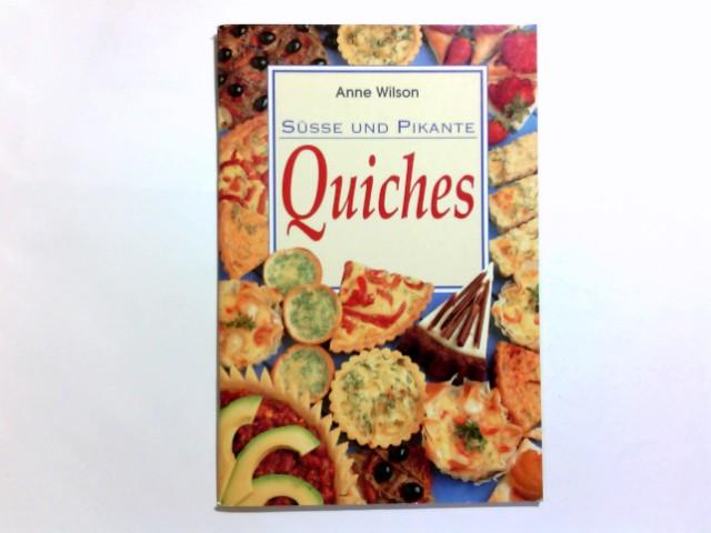 Süße und pikante Quiches