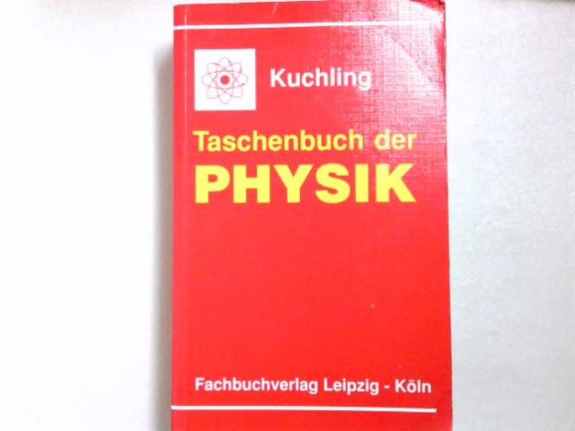 Taschenbuch der Physik. von