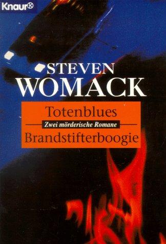 Totenblues /Brandstifterboogie (Knaur Taschenbücher. Romane, Erzählungen) Auflage: Vollst. Taschenbuchausg. 1. Auflage,