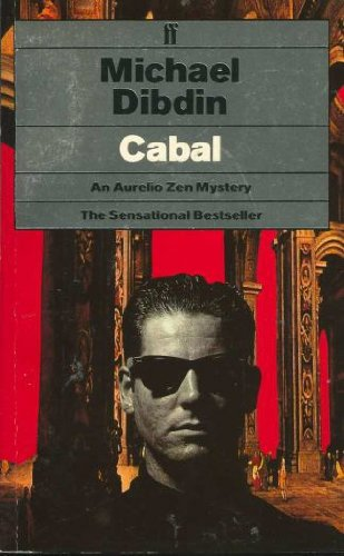 Cabal: an Aurelio ZEN Mystery Auflage: New Ed