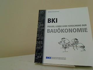 BKI  Bauökonomie Praxis, Lehre und Forschung