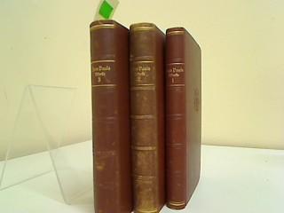 Jean Pauls Werke Bände 1 -  3