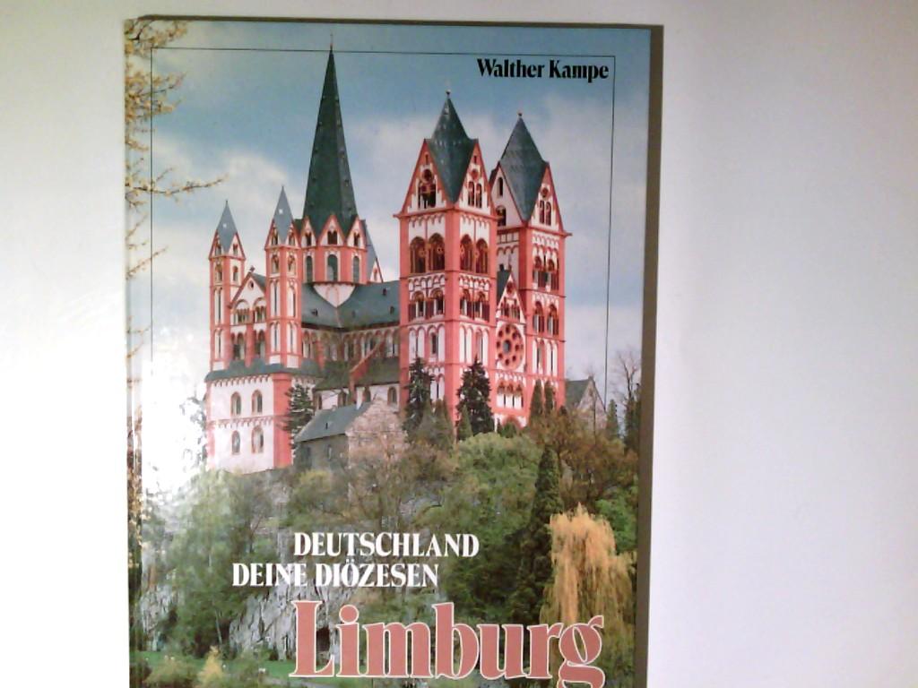 Bistum Limburg. von Walter Kampe. Mit einem Geleitw. von Franz Kamphaus, Deutschland deine Divzesen