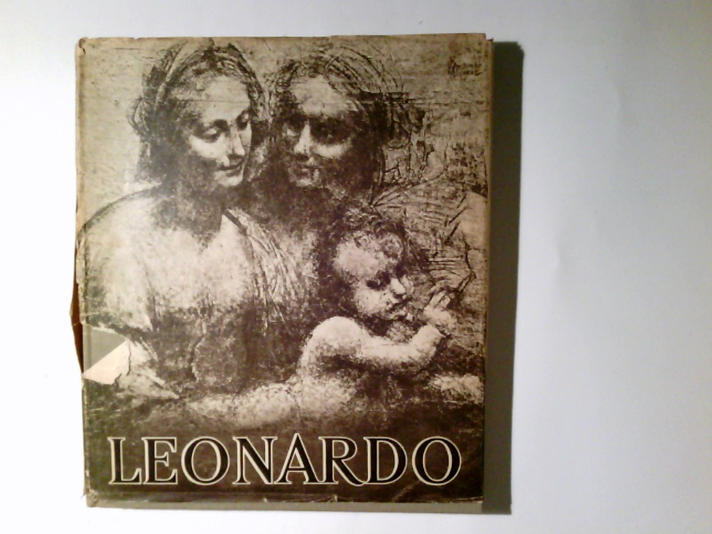 Gemälde, Zeichnungen, Studien. Leonardo da Vinci. Eingel. v. Giorgio Nicodemi 2. Aufl.