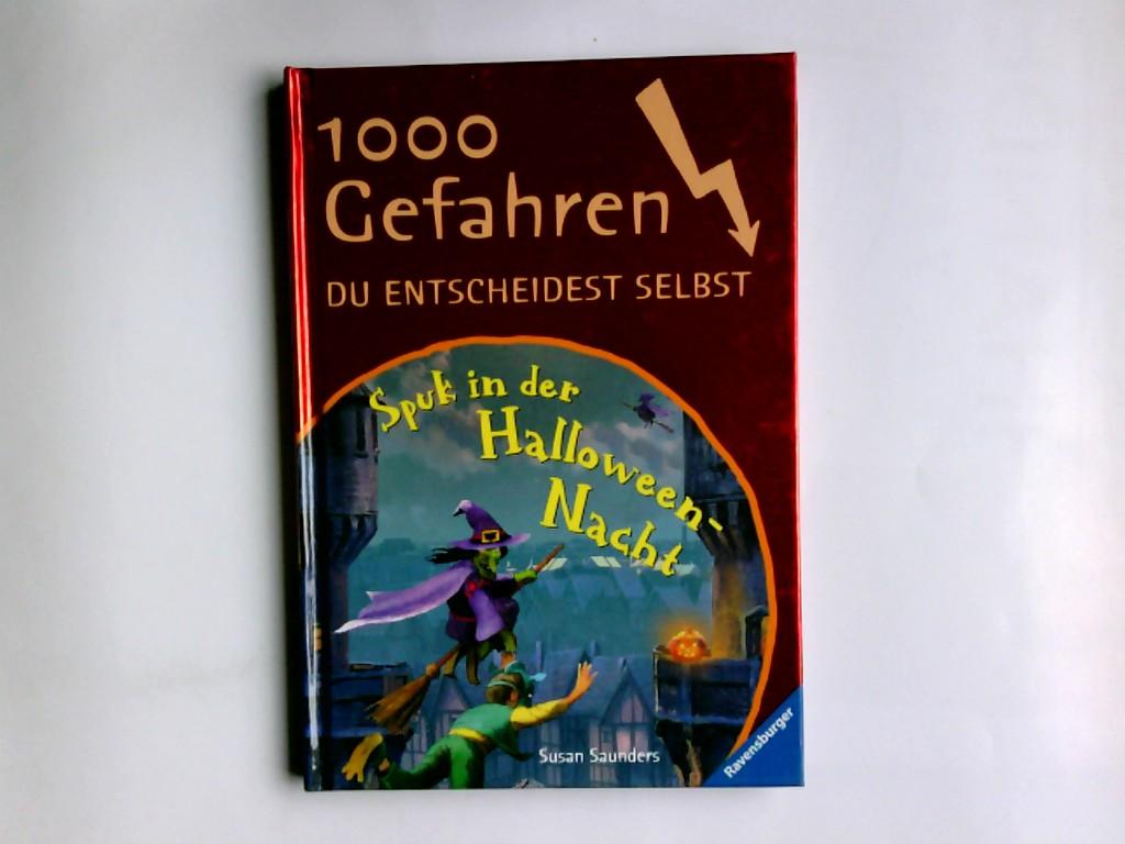Spuk in der Halloween-Nacht. Mit Bildern von Thomas Thiemeyer. Aus dem Amerikan. von Simone Wiemken. Red.: Petra Deistler / 1000 Gefahren Sonderausg.
