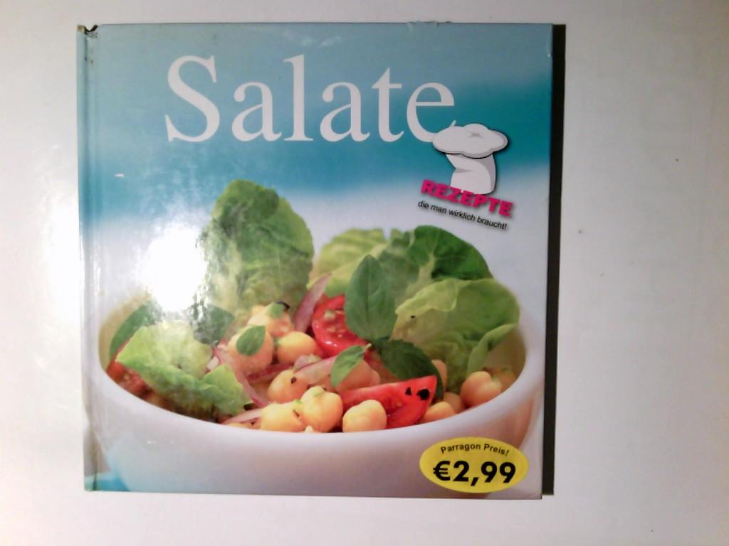 Rotstift: Salate