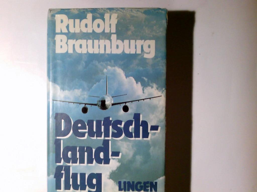 Deutschlandflug : Roman. Sonderausg.