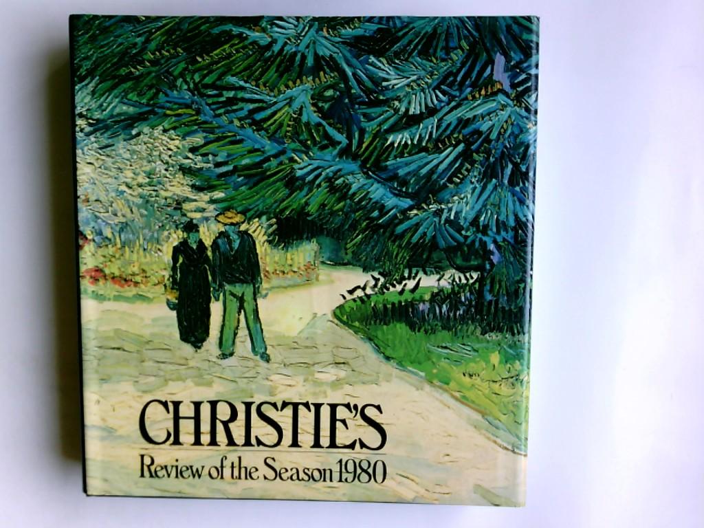 Christies Review of the season 1980  Edited by John Herbert