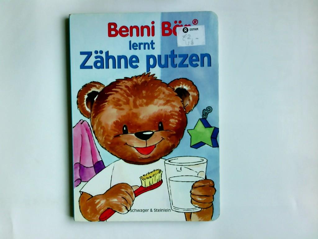 Benni Bär lernt Zähne putzen