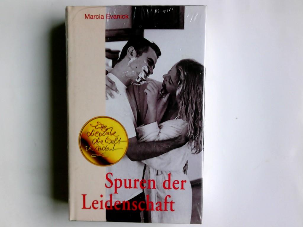 Spuren der Leidenschaft; Kalte Killer, heiße Hüften; zwei Romane in einem Buch, ein sogenannter Wenderoman, Ungekürzte Lizenzausgabe