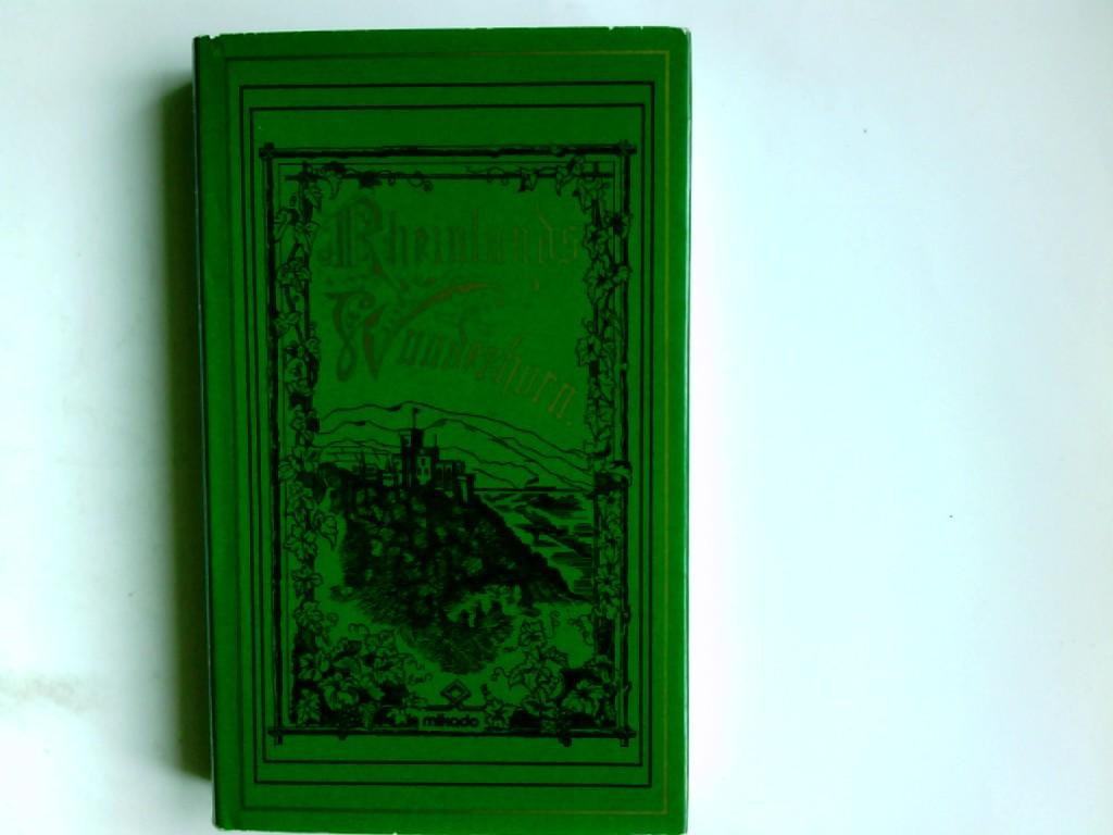 Trog, Carl:: Rheinlands Wunderhorn;  Bd. 14., Bergisches Land, Düsseldorf